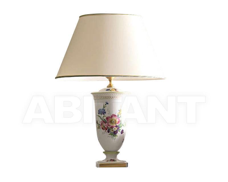 Купить Лампа настольная Le Porcellane  Classico 4343