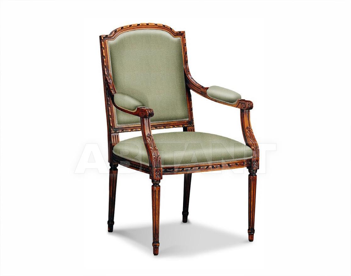 Купить Стул с подлокотниками Francesco Molon Upholstery P172