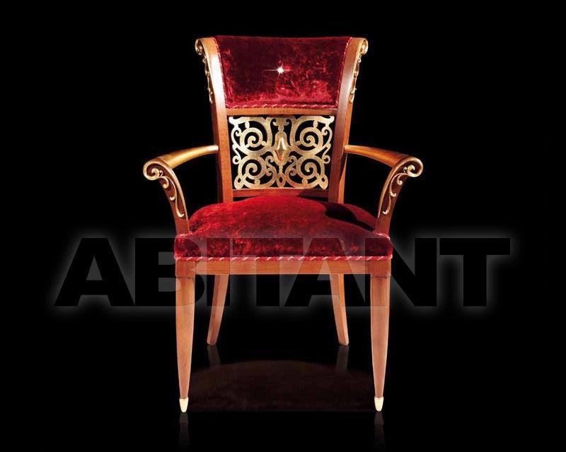 Купить Стул с подлокотниками  Asnaghi Interiors Decoras FC0802
