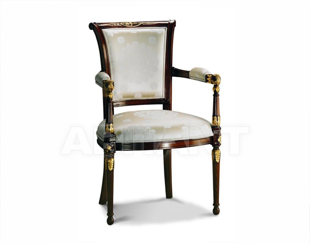 Купить Стул с подлокотниками Francesco Molon Upholstery P268