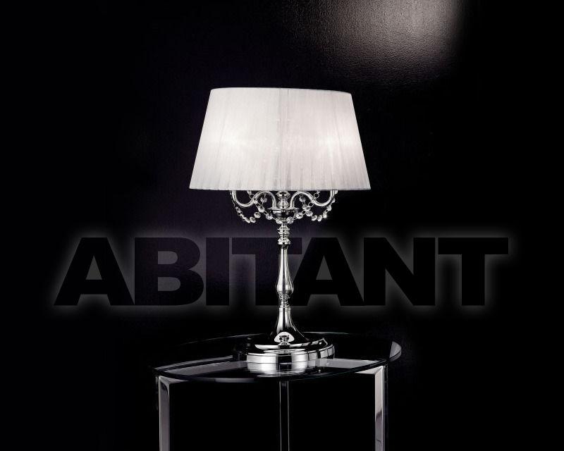 Купить Лампа настольная Effussioni di Luce Indice Alfabetico 5190.4033