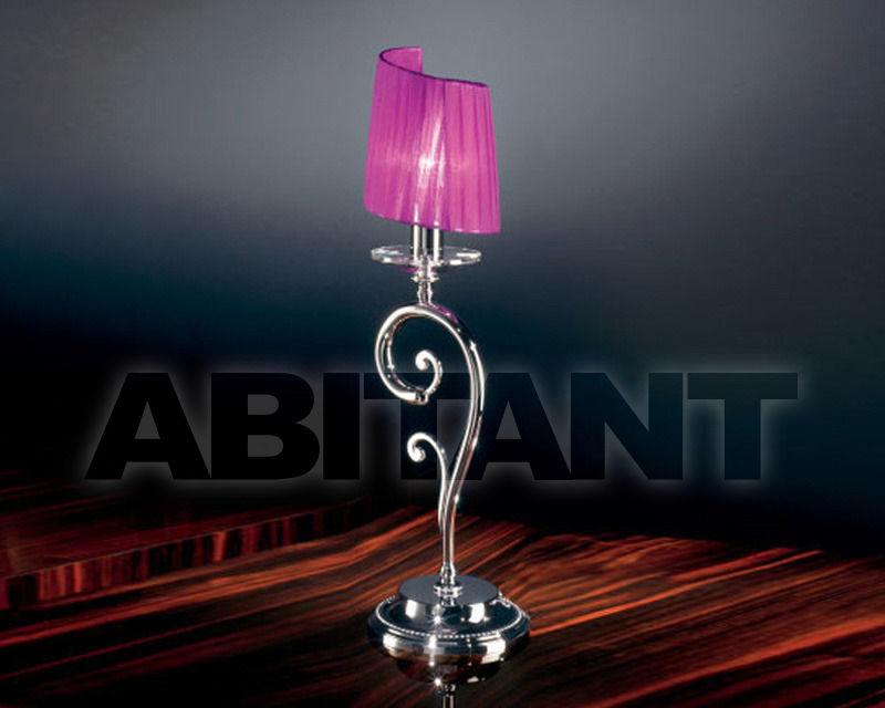 Купить Лампа настольная Effussioni di Luce Indice Alfabetico 5350.3012