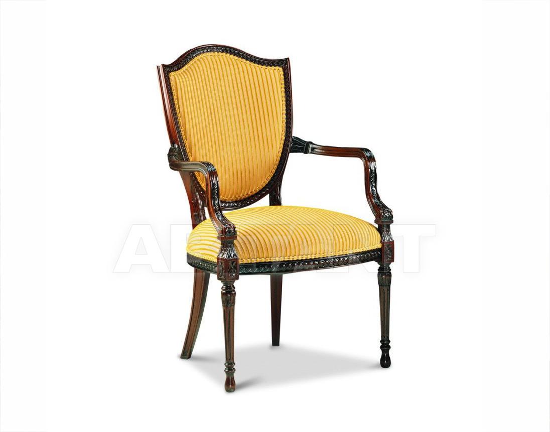 Купить Стул с подлокотниками Francesco Molon Upholstery P299