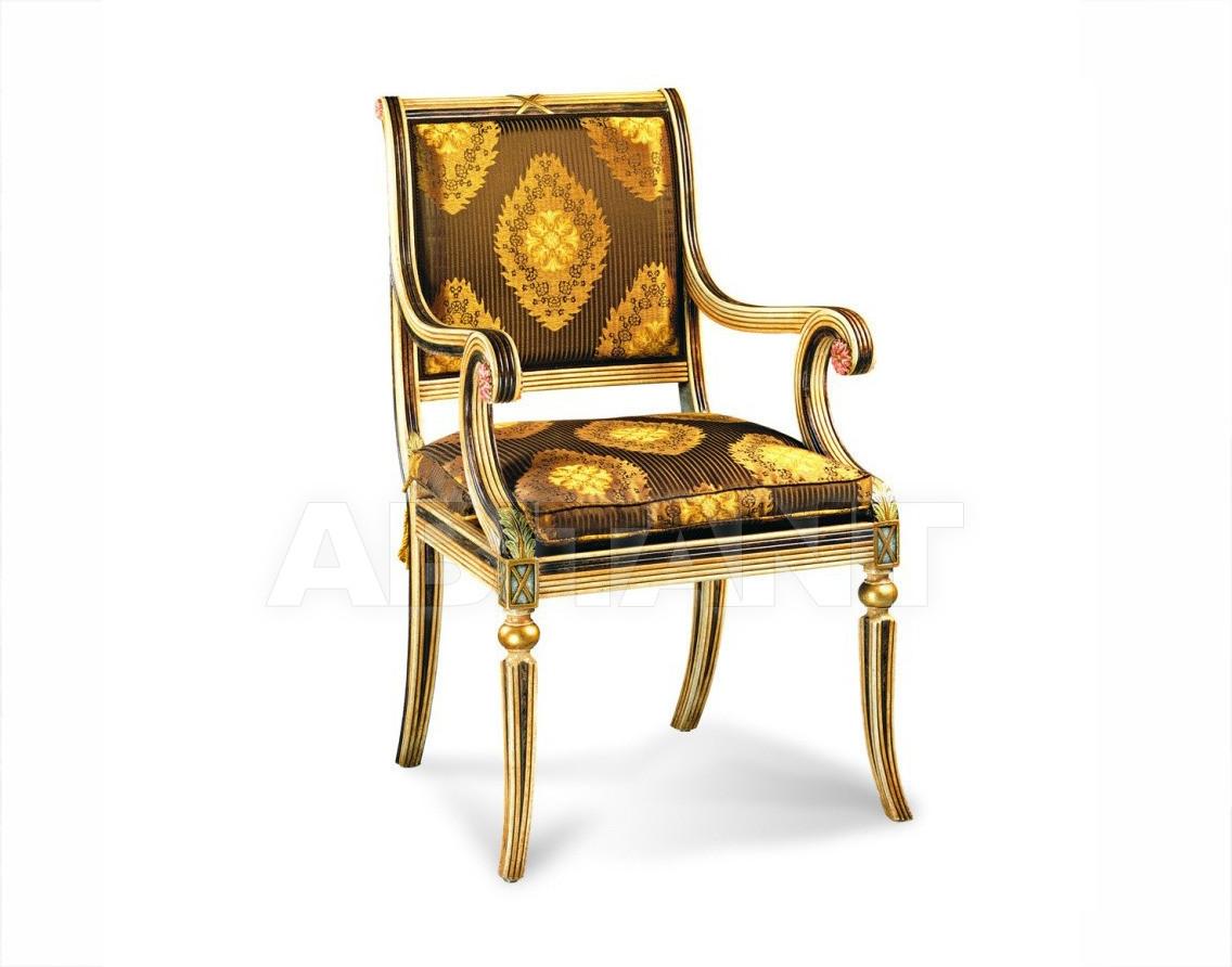 Купить Стул с подлокотниками Francesco Molon Upholstery P305