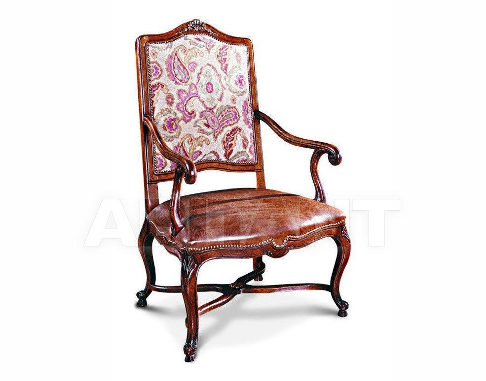 Купить Стул с подлокотниками Francesco Molon Upholstery P369
