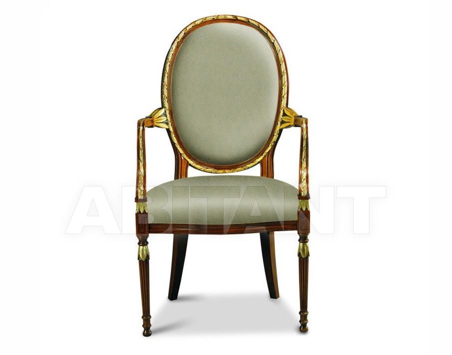 Купить Стул с подлокотниками Francesco Molon Upholstery P53