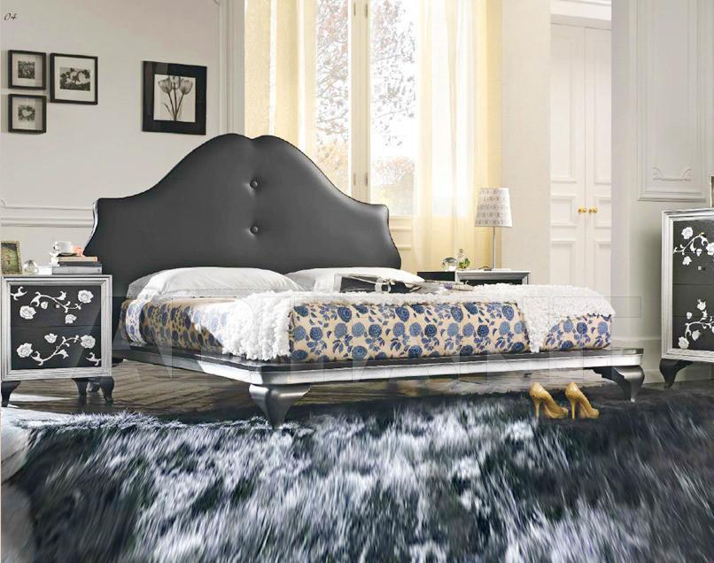 Купить Кровать F.M. Bottega d'Arte Flowers 835