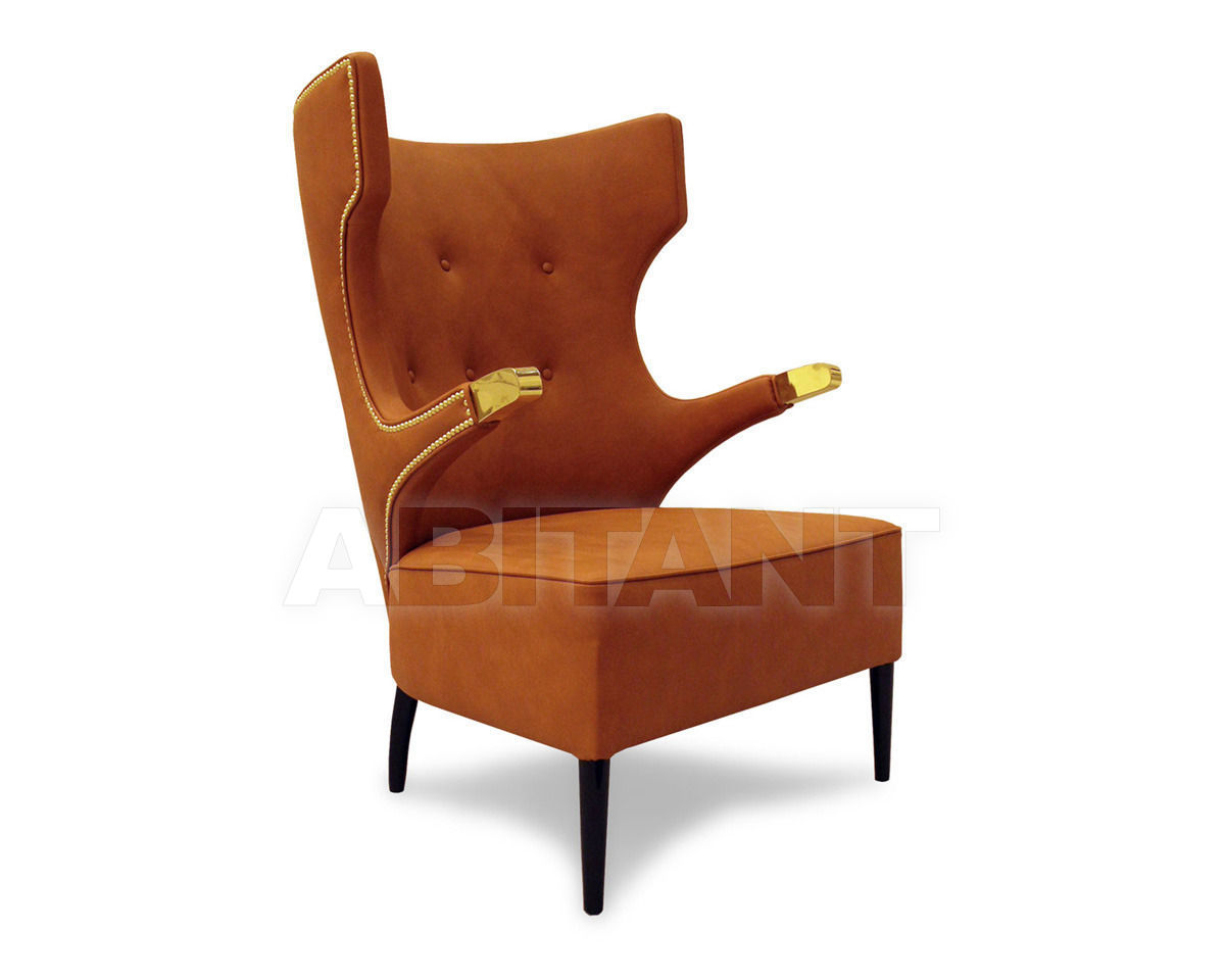Купить Кресло Brabbu by Covet Lounge Upholstery SIKA ARMCHAIR