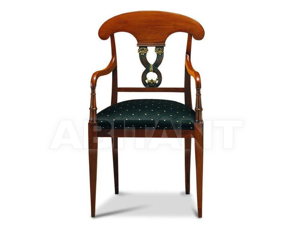 Купить Стул с подлокотниками Francesco Molon Upholstery P164