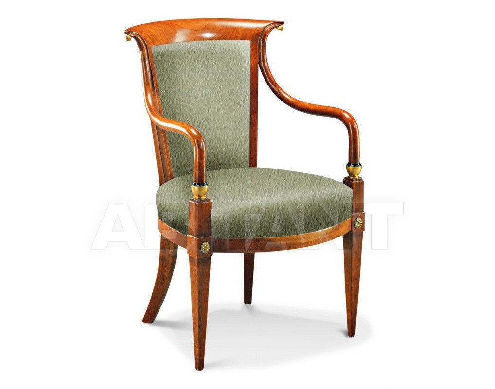 Купить Стул с подлокотниками Francesco Molon Upholstery P16