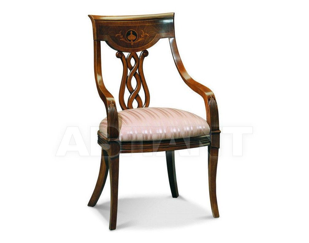 Купить Стул с подлокотниками Francesco Molon Upholstery P112D