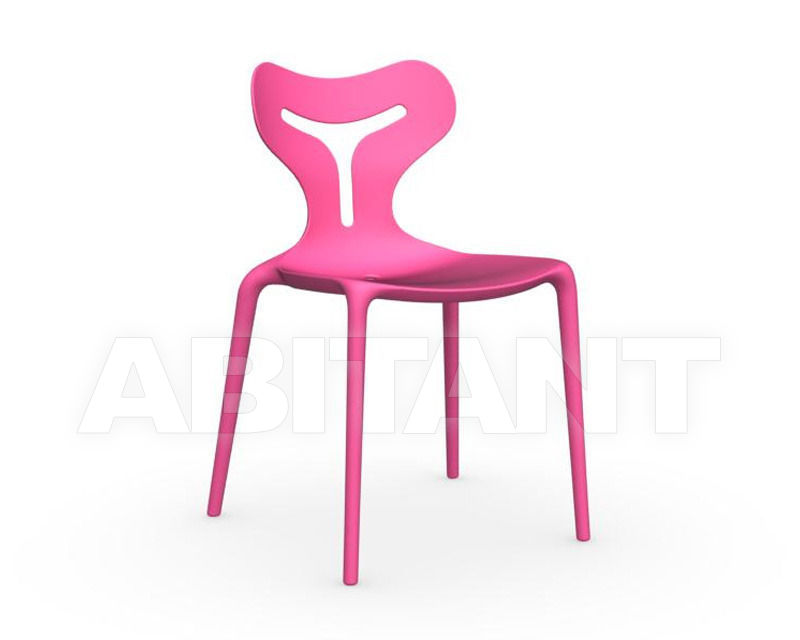 Купить Стул AREA51 Connubia by Calligaris Dining CS/1042 P948