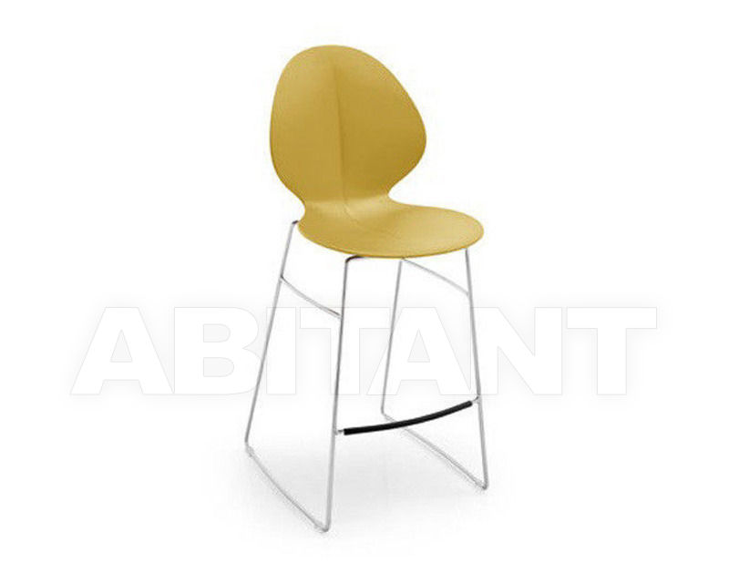 Купить Барный стул BASIL Calligaris  Dining CS/1354 P77, P973
