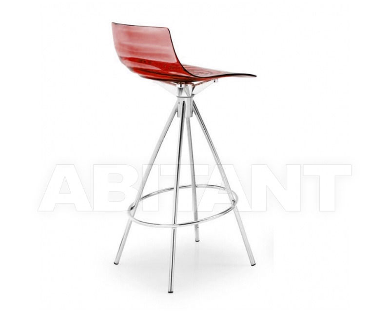 Купить Барный стул L'EAU Connubia by Calligaris Dining CS/1270 P77, P852