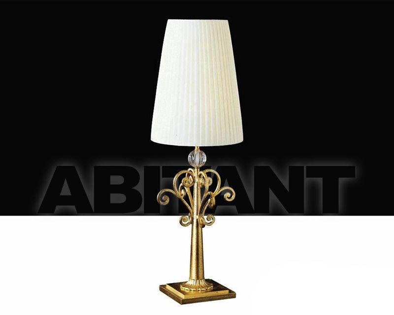Купить Лампа настольная Lucienne Monique Design 7412/1 oro