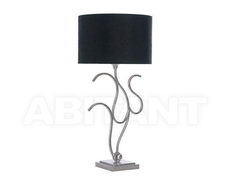 Купить Лампа настольная Lucienne Monique Design 7612/1 ARGENTO