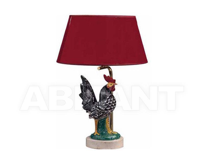 Купить Лампа настольная Lucienne Monique Basi Lampade Piantane 460 cock