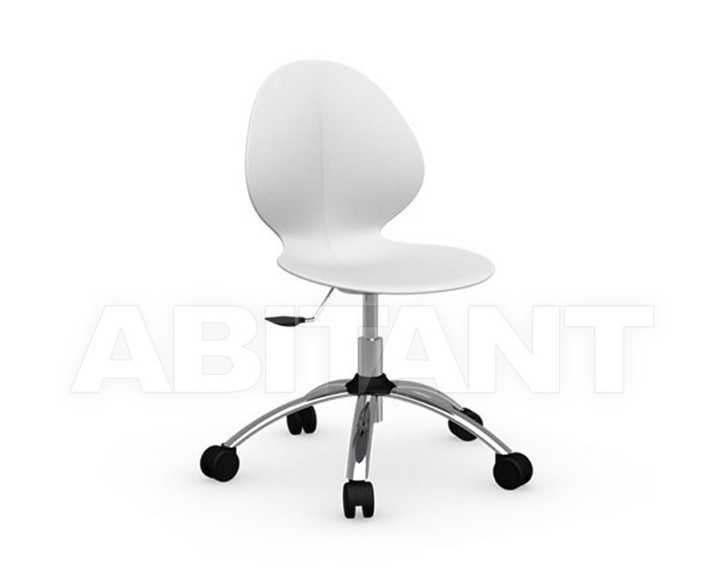 Купить Стул BASIL Calligaris  Working CS/1366 P77, P94
