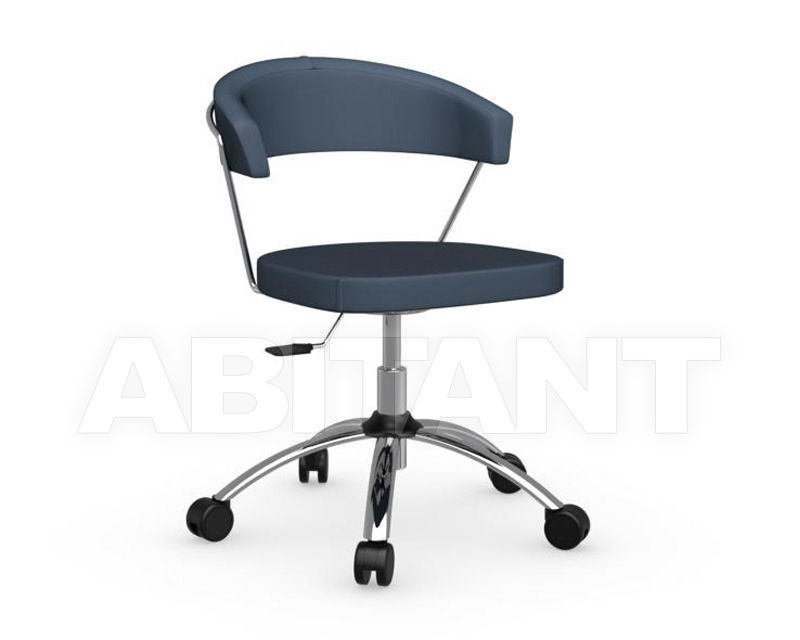 Купить Кресло NEW YORK Calligaris  Working CS/624-GU P77, COM