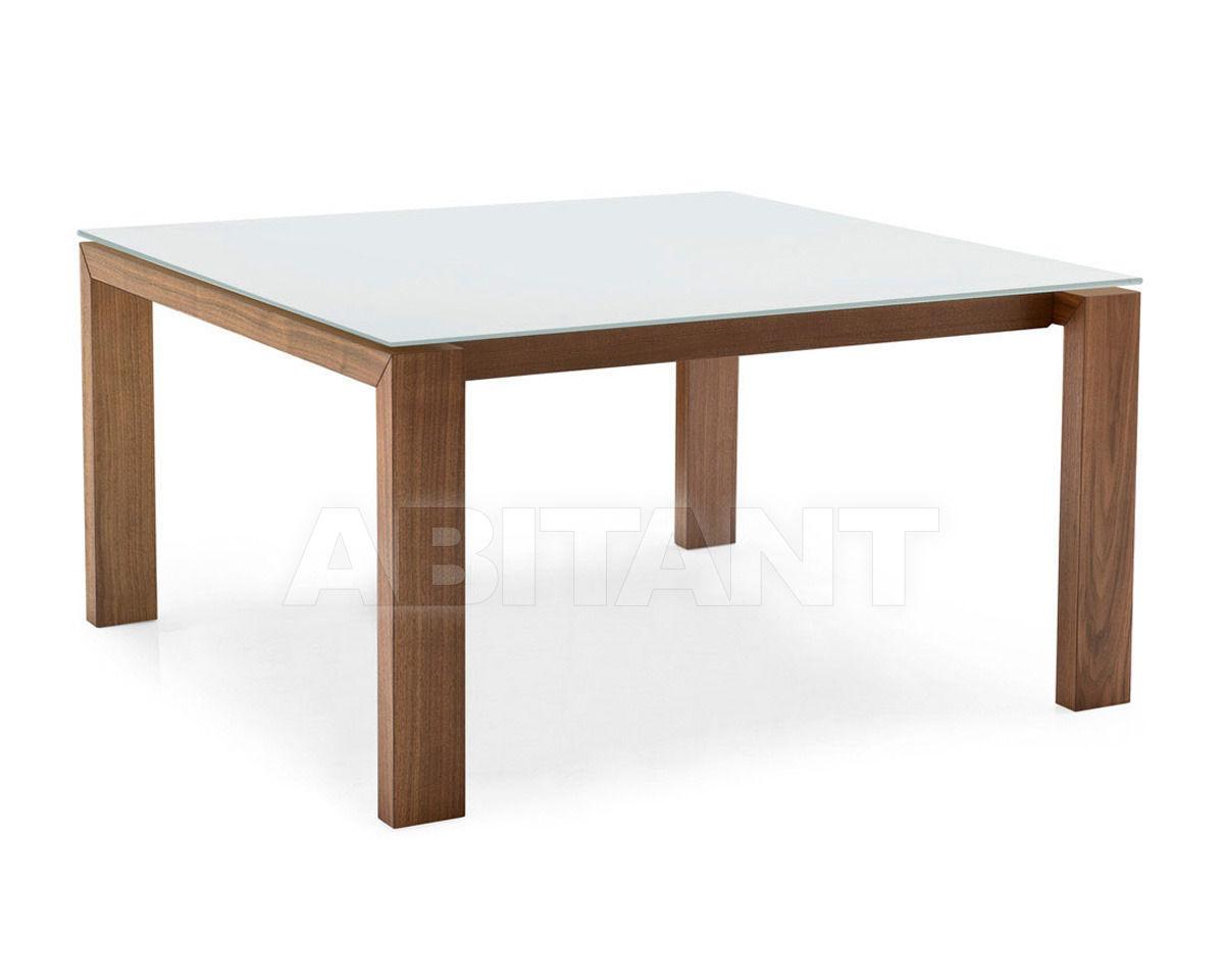 Купить Стол обеденный SIGMA GLASS Connubia by Calligaris Dining CS/4069-FQLV 140