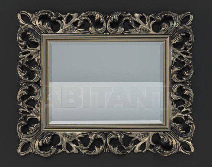Купить Зеркало настенное DV homecollection srl Dv Home Collection 2011-2012/night Superbia mirror 87