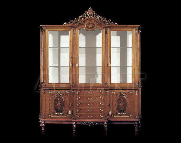 Купить Витрина Fratelli Radice 2012 281 vetrina 3 porte e 5 cassetti