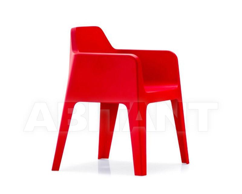 Купить Стул с подлокотниками PLUS Pedrali 2012 630 3