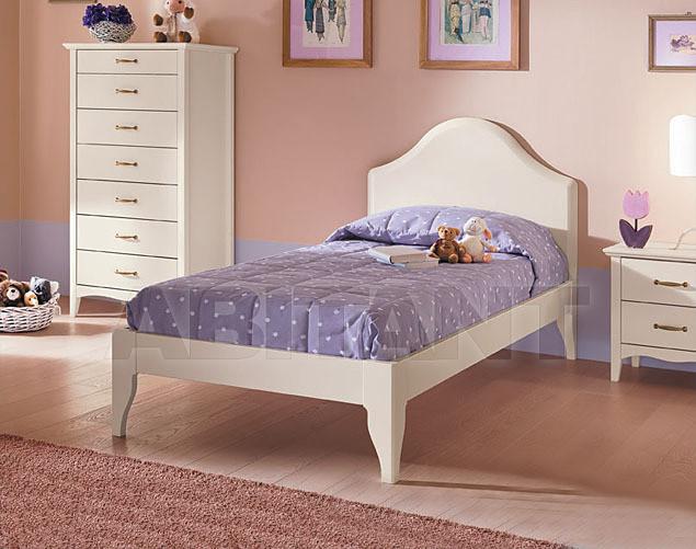 Купить Кровать детская GENDARME Callesella Romantic Collection R0058