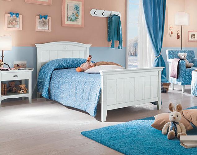 Купить Кровать детская Callesella Romantic Collection R0066