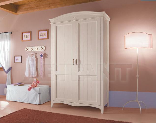 Купить Шкаф детский Callesella Romantic Collection R0300