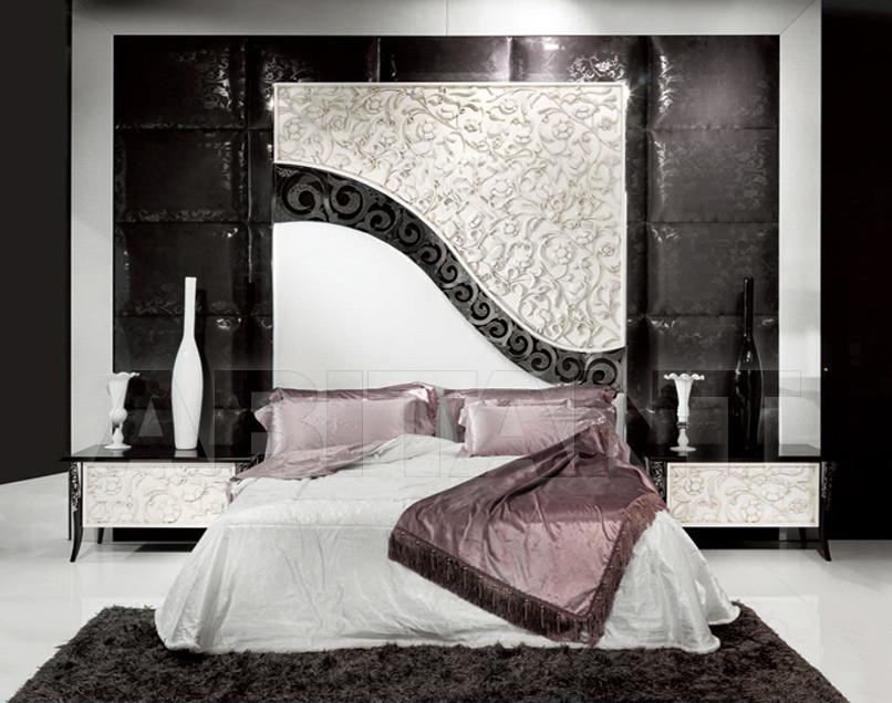 Купить Кровать SARAYA Elledue Salone 2011 B 601