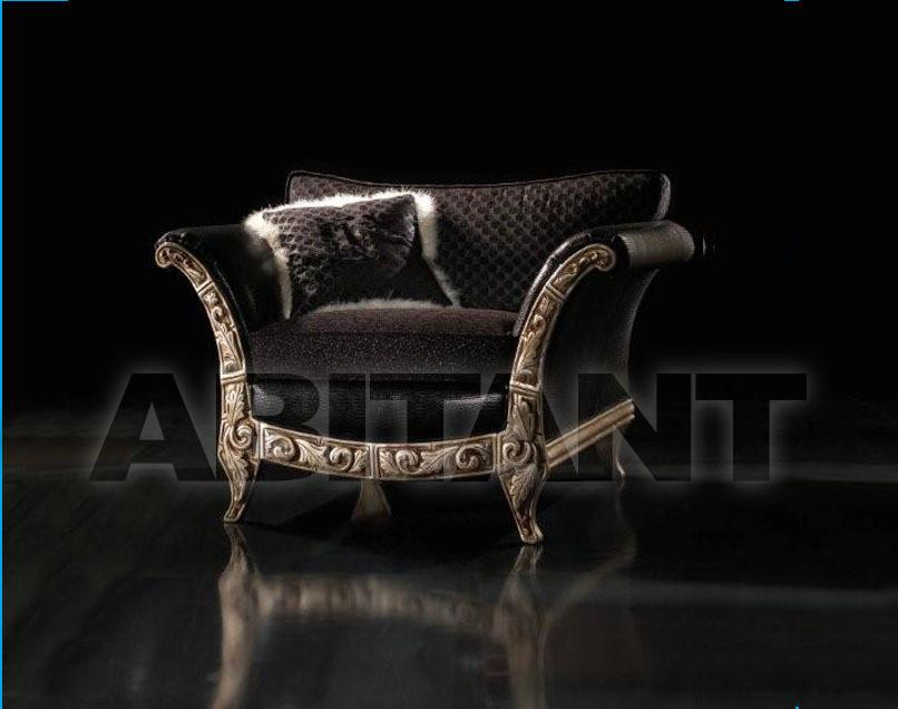 Купить Кресло Fasal Castelli Modelli 2008-2009 ONDA BROWN Poltrona