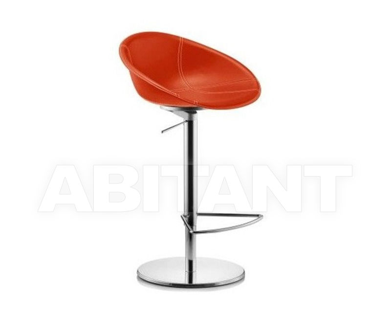 Купить Барный стул GLISS  Pedrali 2012 980 red