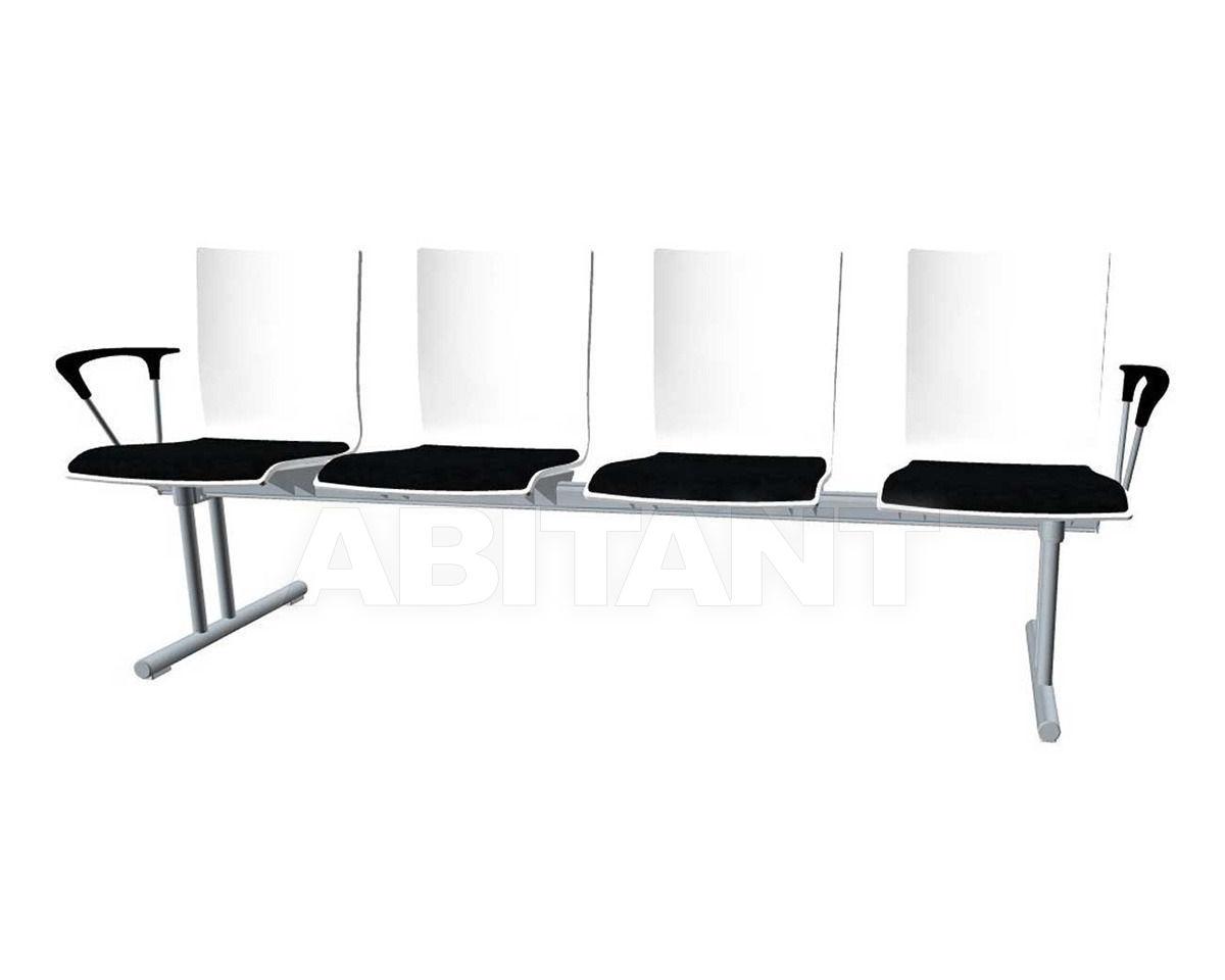 Купить Кресла для залов ожидания Hiller Möbel 2013 atlanta bp0 73 40 55