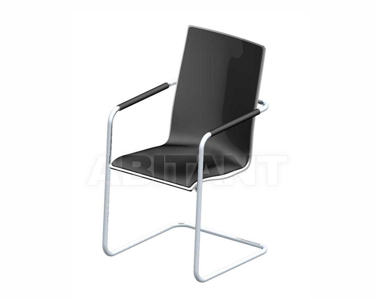 Купить Стул с подлокотниками Hiller Möbel 2013 logochair spr 145 142D 143