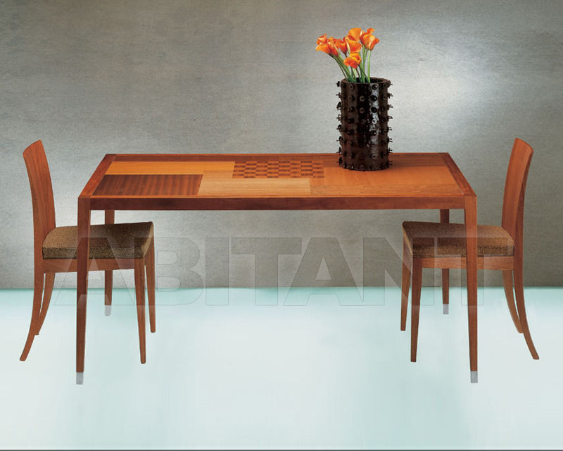 Купить Стол обеденный PALCOSCENICO Fratelli Boffi Vintage 4315