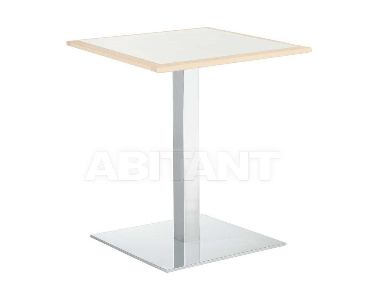 Купить Столик приставной Hiller Möbel 2013 stahlrohrtische quadratisch 197