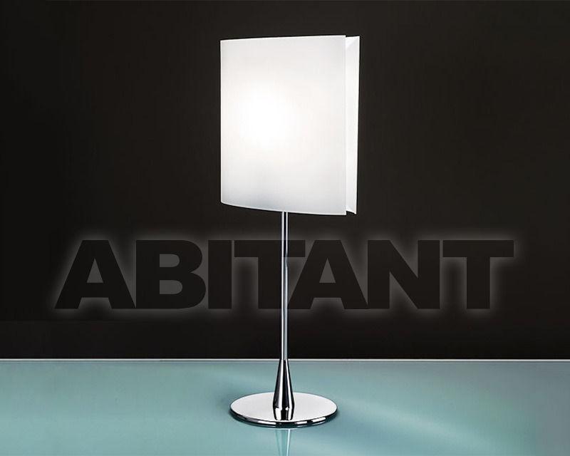 Купить Лампа настольная Fontana Arte Table 5139CR/BI