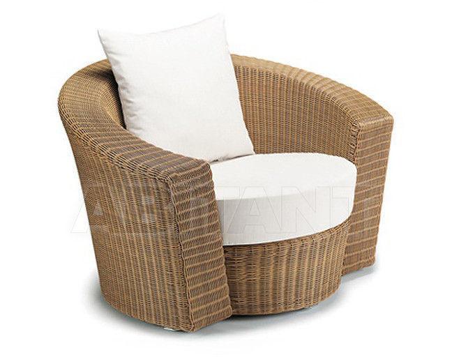 Купить Кресло для террасы Hemisphere Dedon 2011 032005-002