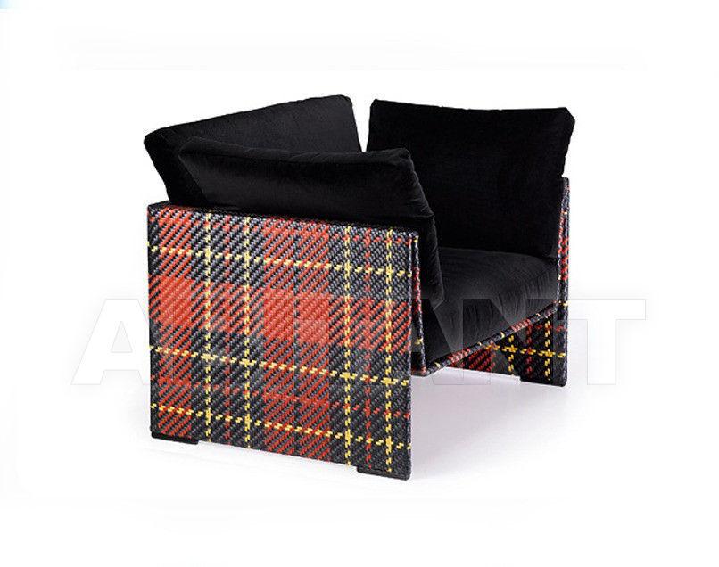 Купить Кресло для террасы Dedon Slim Line 044005-508