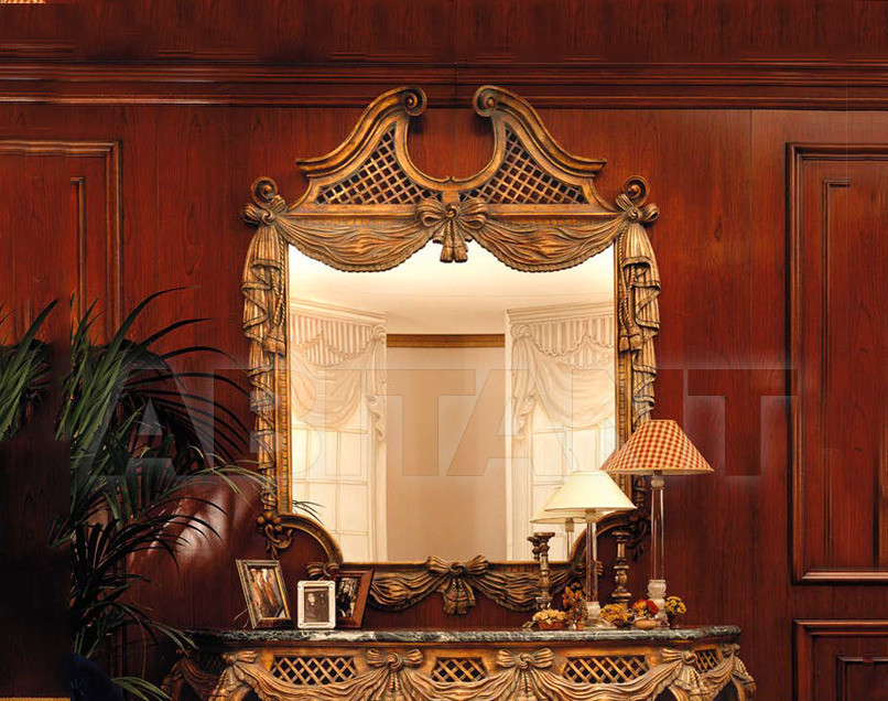 Купить Зеркало настенное Belloni Misc 2678/MB