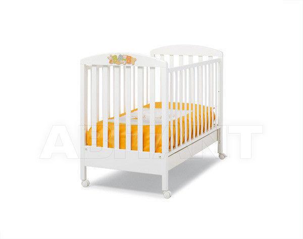 Купить Кроватка Erbesi Collezione 2012 Baby  Lettino