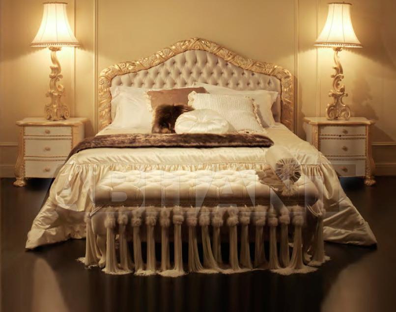 Купить Кровать TIFFANY Giorgio Piotto Gold MI.13.002