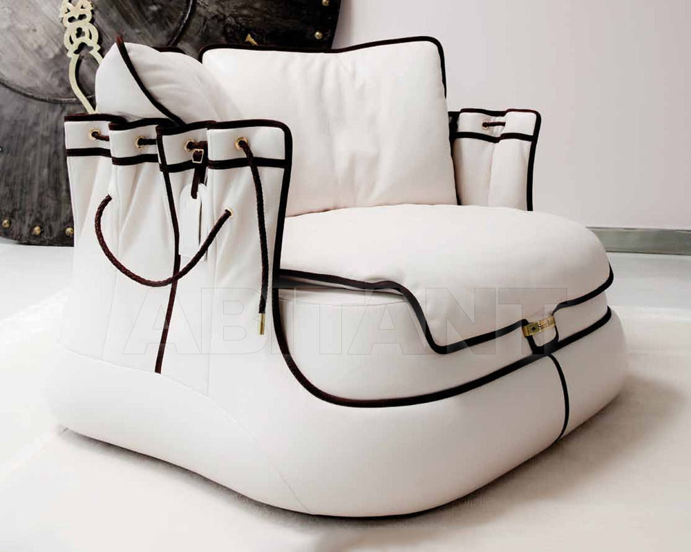 Купить Кресло Saint Babila by Rivolta New Collection 2011 BAG POLTRONA ARMCHAIR