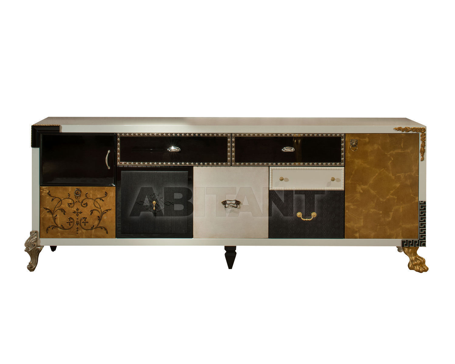 Купить Комод Saint Babila by Rivolta New Collection 2011 PATCHWORK MOBILE SOGGIORNO LIVING SIDEBOARD