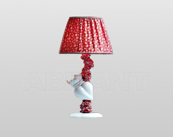Купить Лампа настольная Volpi Sedie e Mobili imbottiti s.r.l. Classic Living 2281