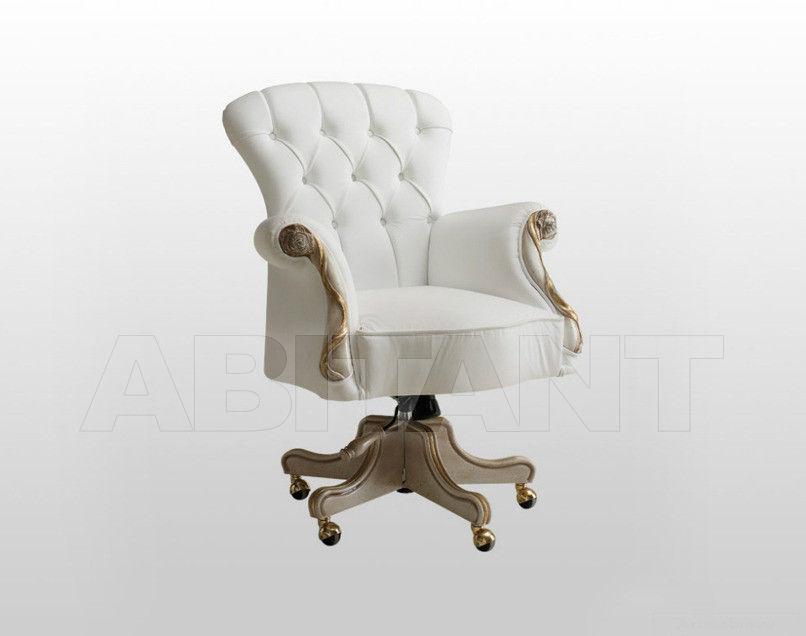 Купить Кресло для кабинета BOTERO Volpi Sedie e Mobili imbottiti s.r.l. Classic Living 1231