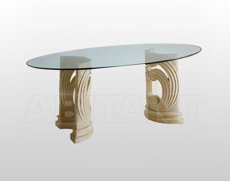 Купить Стол обеденный EGEO/OVALE Volpi Sedie e Mobili imbottiti s.r.l. Classic Living 4111