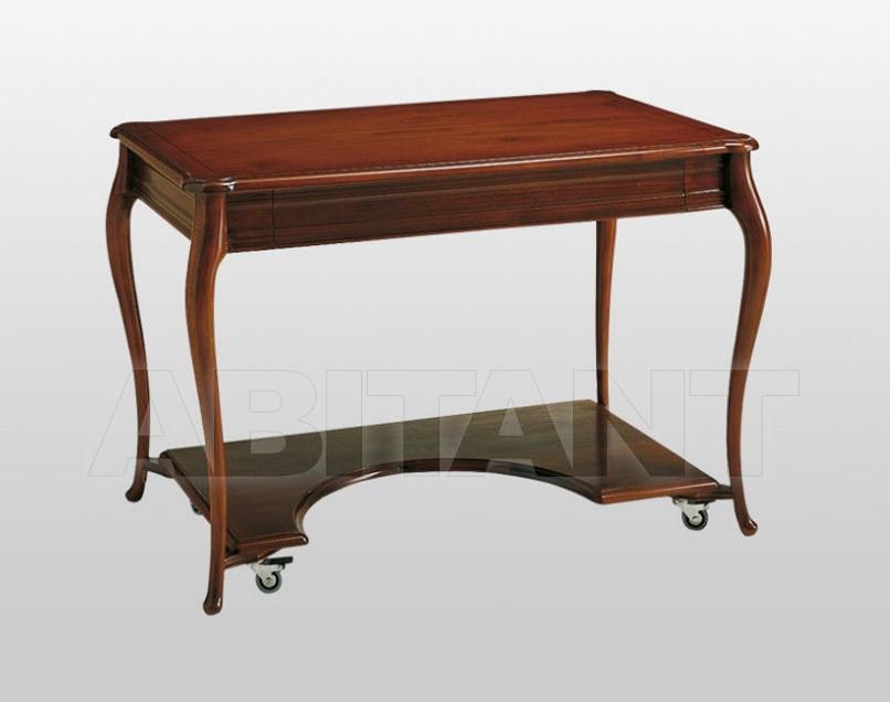 Купить Стол компьютерный MELODY/Standard Volpi Sedie e Mobili imbottiti s.r.l. Classic Living 1704