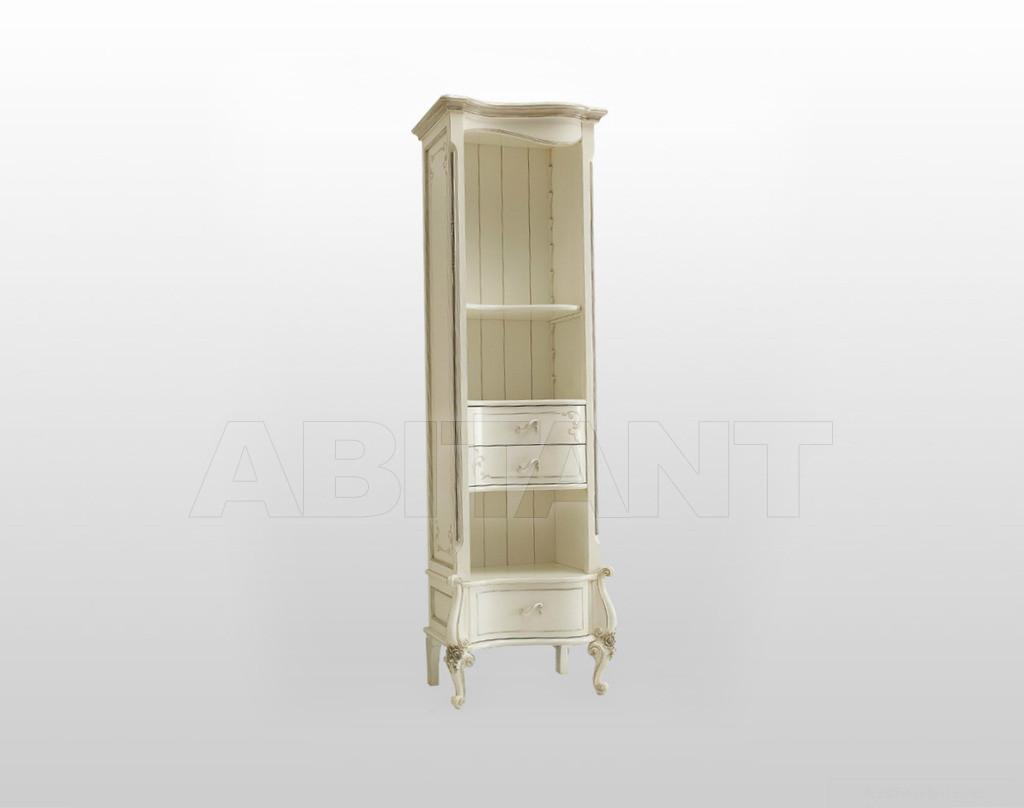Купить Шкаф книжный CAPRI Volpi Sedie e Mobili imbottiti s.r.l. Classic Living 1372
